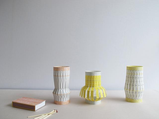 Weave lanterns - Jurianne Matter